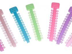 elastic ligature ties