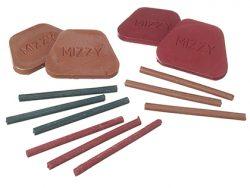 compound cakes and sticks
