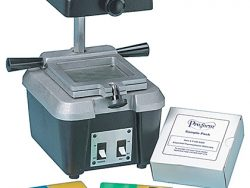 vacuum machine with thermoplastics